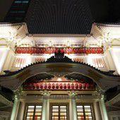 Gute Schwingungen im Ginza Kabuki-Theater