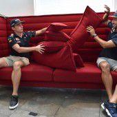 Red Bull verleiht wieder Flügel