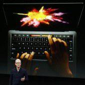 Apple enthüllt neues MacBook und TV-Pläne