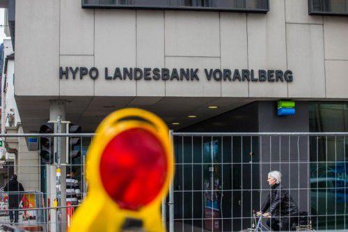 Die Verantwortlichen der Hypo Landesbank erteilen den Wünschen nach mehr Unterlagen eine unmissverständliche Absage. Foto: VN/Steurer