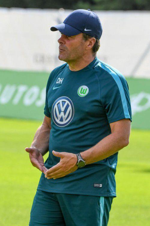 Dieter Hecking ist nicht mehr Trainer des VfL Wolfsburg. gepa
