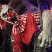 Grusel-Clowns: Zirkus bietet Therapie an