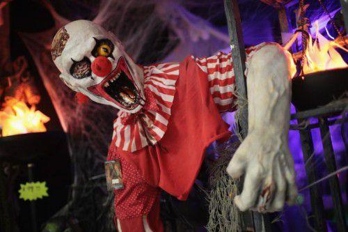 """""""Durch die Attacken wird der Clown immer mehr zum Angstobjekt"""", sagt Dieter Seeger vom Verband Deutscher Zirkusunternehmen. Foto: AFP"""