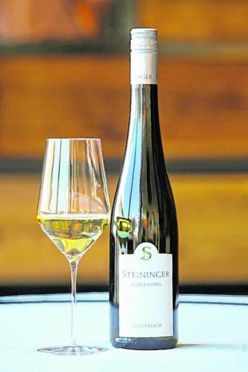 Ein fruchtig-frischer Weißwein aus Langenlois. Foto: hofmeister