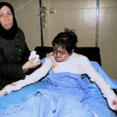 Angriff auf Aleppo wird fortgesetzt
