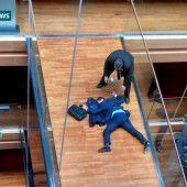 Ukip-Politiker nach Streit im Krankenhaus