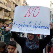 Waffenruhe in Aleppo weiter verlängert