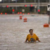 Überschwemmungen und Tote in den USA