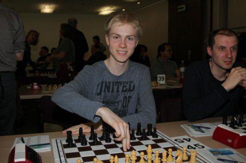 Emilian Hofer (Hohenems) feierte zwei Siege. Foto: schwämmle