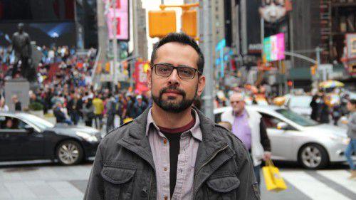 Ercan Coskun arbeitet für die Deutsche Welle in Bonn. Coskun