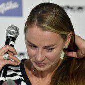 Rekordfrau Maze beendet ihre Karrierre
