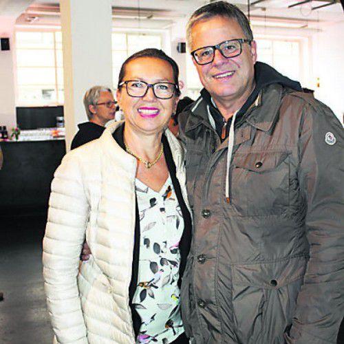 Fans von Seewald: Birgitt und Roland Frühstück.