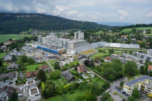 Feldkirch wird das Schwerpunktspital bleiben. Foto:vn/hartinger