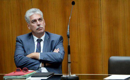 Finanzminister Schelling muss sich nach seiner Budgetrede Einiges an Kritik gefallen lassen. Foto: APA