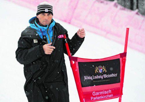 FIS-Renndirektor Markus Waldner möchte mit Innovationen den Skirennsport populärer machen.  Foto: gepa