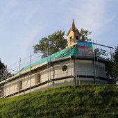 Schutz vor Wind und Wetter für Gotteshaus