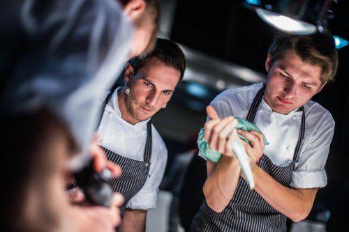 """Für Gourmets: Der """"Chef's Table"""" und das neue """"Chef's Tastings""""."""