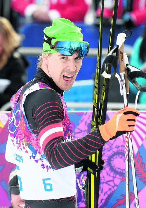 Geht vor Gericht: Dopingsünder Johannes Dürr. Foto: apa