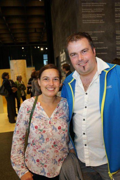 Geschwister: Heidi und Norbert Maurer.
