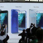 Google stellt Smartphones unter einer eigenen Marke vor
