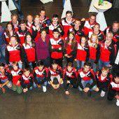 Glorreiche Botschafter im Schulsport