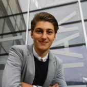 Sebastian Ratz neuer Chef der Schülerunion