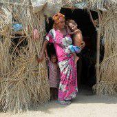 Weltweiter Hunger ist leicht zurückgegangen