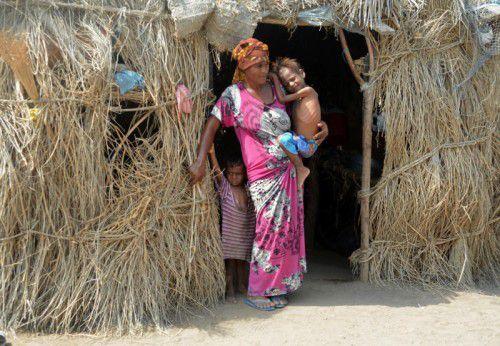 Im konfliktreichen Jemen hungern Menschen. Foto: Reuters
