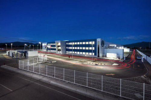 Im neu errichteten Hirschmann-Werk im mexikanischen Guanajuato sind derzeit 150 Mitarbeiter beschäftigt.  Foto: Hirschmann