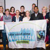 Rankweil mit Fairtrade-Fokus