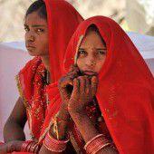 Keine Schulbildung  und zur Ehe gezwungen