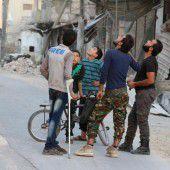 Neue Eiszeit nach Ende der Syrien-Gespräche