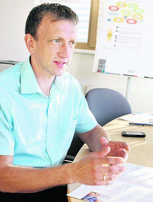 Interview mit Bernhard Bereuter.