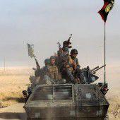 Erste Erfolge im Kampf um Mossul