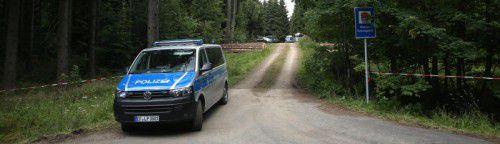 Jahrzehntelang isoliert: Polizei in Bayreuth ermittelt. Foto: dpa