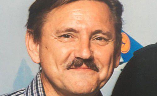Jan Zawadzki wird seit Samstag vermisst. Foto: Polizei