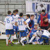 Brisanz im ÖFB-Cup am Feiertag