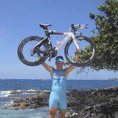 Ein Ländle-Quartett beim Ironman Hawaii