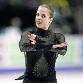 Carolina Kostner steht vor dem Comeback