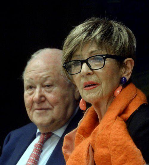 Blecha und Korosec fordern Klarheit über die Pensionen.  Foto: APA