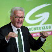 Grüne feierten ihren Einzug in den Nationalrat