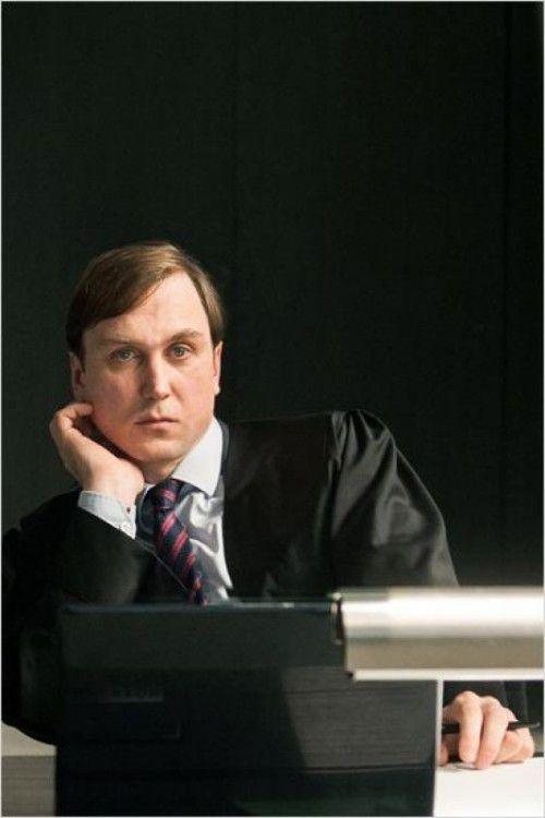 Lars Eidinger spielt den Verteidiger. Foto: Constantin