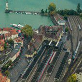 Lindau bekommt neuen Bahnhof bis 2020