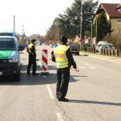 Vorarlberger Drogenlenker in Lindau erwischt