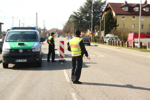 Bei der Kontrolle zweier Insassen in einem Pkw aus Vorarlberg landeten Lindauer Polizisten einen Volltreffer. Vlach