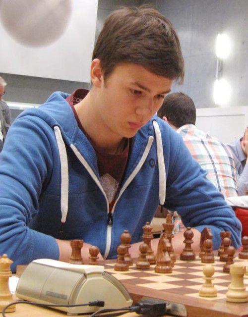Lucas Kessler ist nun Internationler Meister. Foto: Verein
