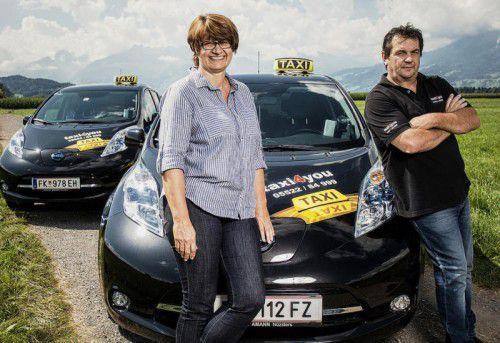 Manuela Kopf und ihre Mitarbeiter: Der Fahrkomfort kommt an.