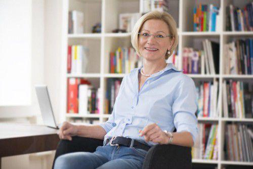 Margit Müller-Frahling kennt sich mit Schüßler-Salzen aus.