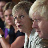 Großbritannien wird den Brexit im März einleiten