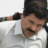 Auslieferung von  El Chapo genehmigt